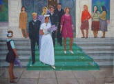 Хохлов Ф.И. Свадьба