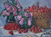 Чернявский Г. Розы и клубника