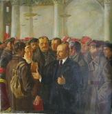 Авт.Ленин и люди