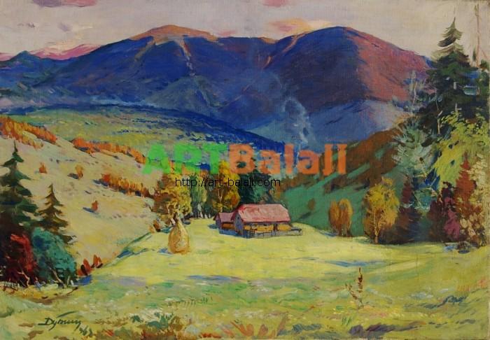 Artist : Дубиш Пей-ж 70-99 х.м. 63г.JPG