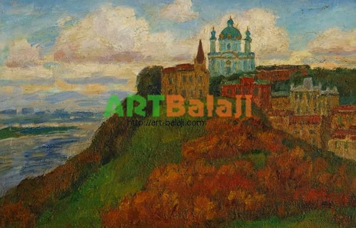 Artist : Рыжих В.И. Пей-ж 40-60 х.м. 70е 0.5.JPG