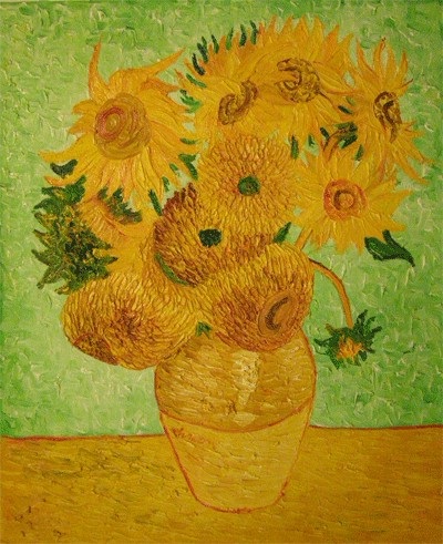 Artist : Sunflowers