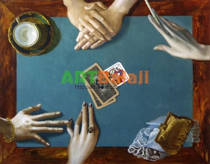 Artist Constantin Mogilevsky: Game