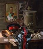 Cossack's still life