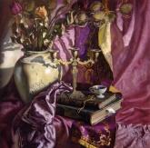 Silk and velvet