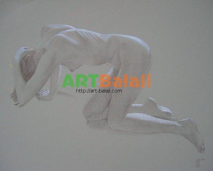 Artist Bogdan Mogilevsky: Pain