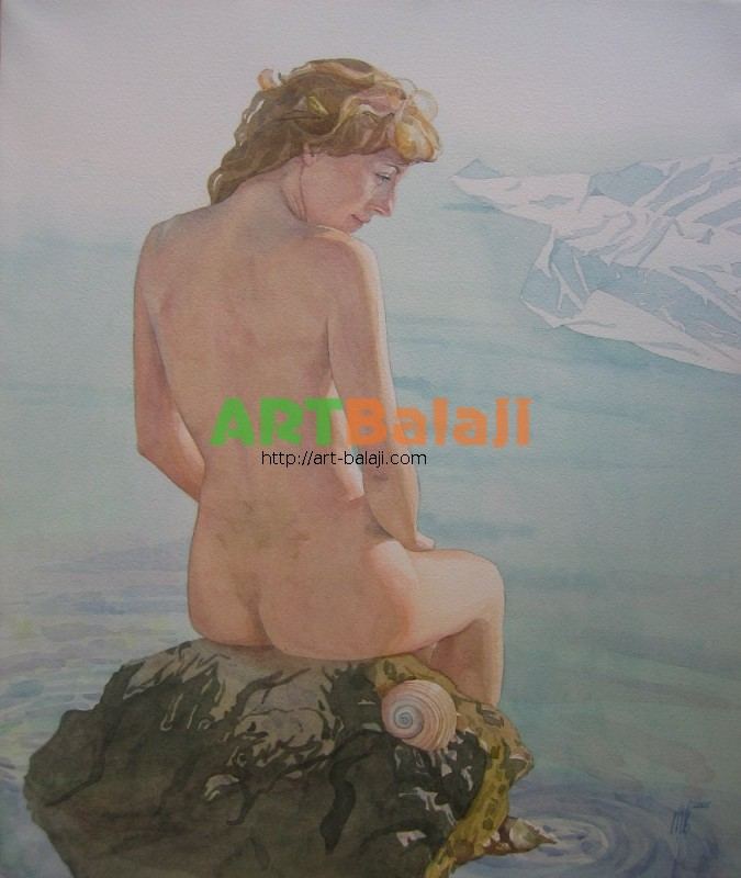 Artist Bogdan Mogilevsky: Parting
