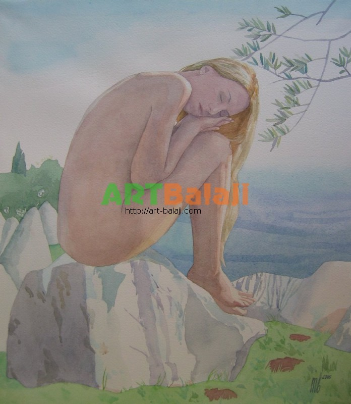 Artist Bogdan Mogilevsky: Sleep