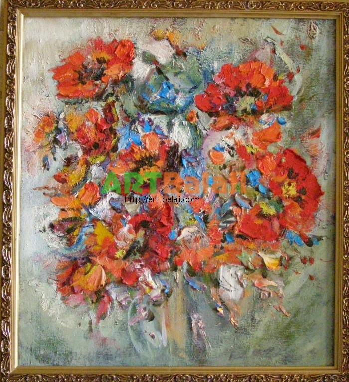 Artist : Poppies