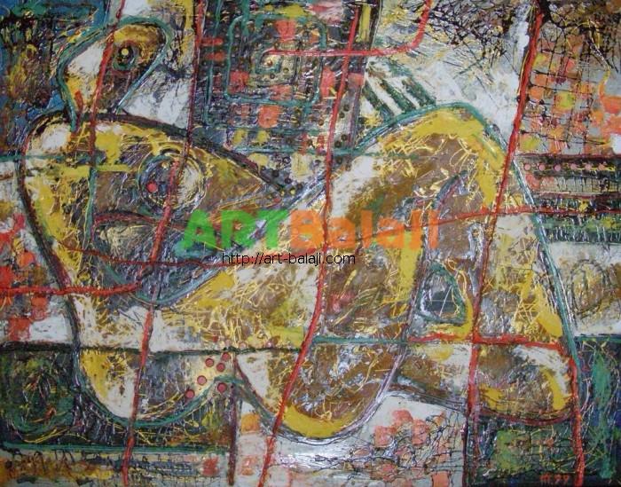 Artist Pisarev Gennadiy: Nude