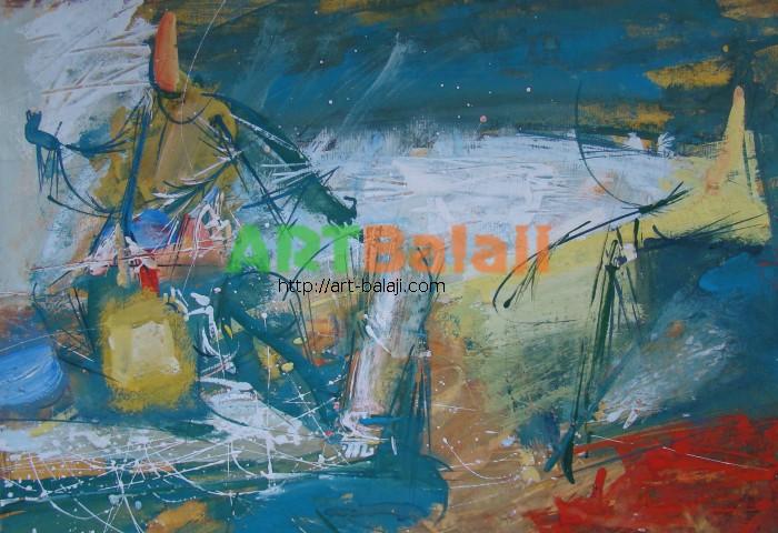 Artist Korneev Arkadiy: