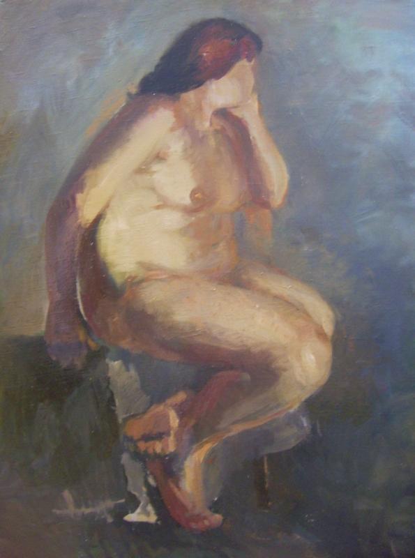 Artist Reznichenko: Venus
