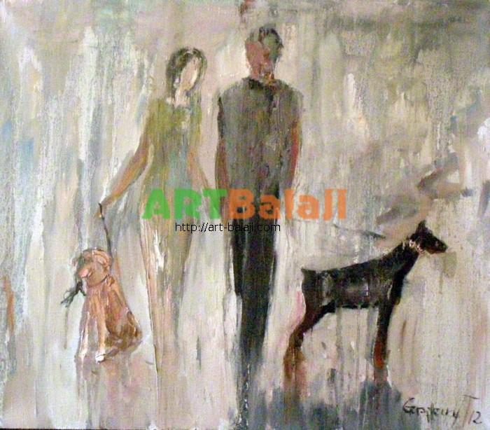 Artist Stegaresku Tudor: Rain-talk