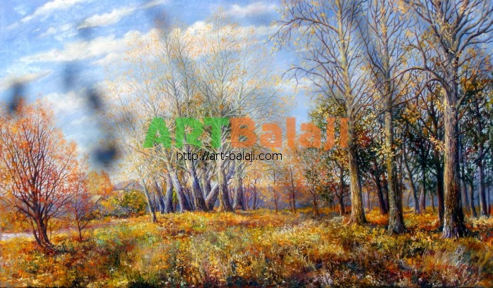 Artist Mycyk S.: Belokurakinskie Socor