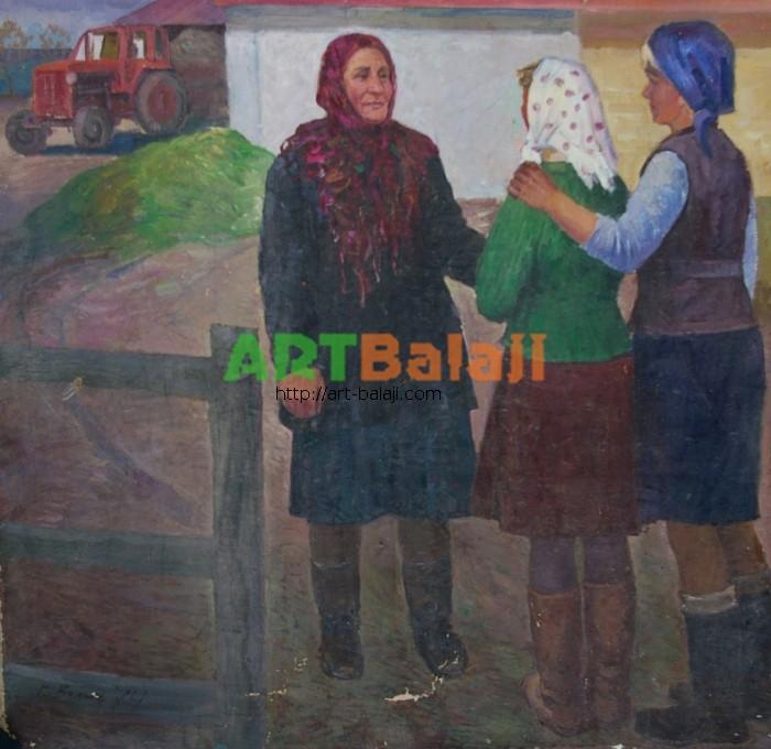 Artist : At the farm