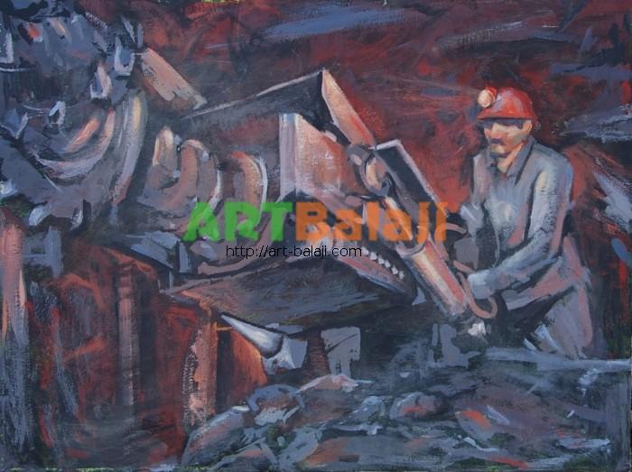 Artist Belov V.: