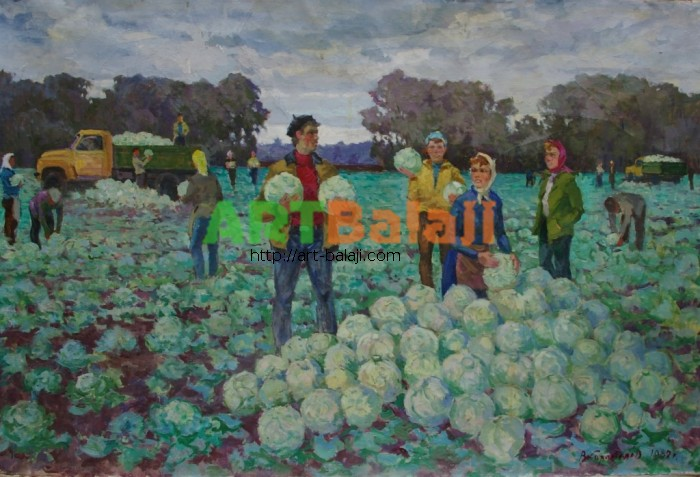 Artist : Harvest