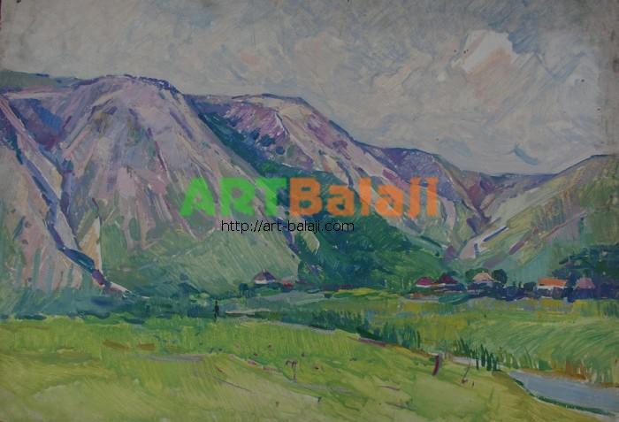 Artist Panich V. I.: