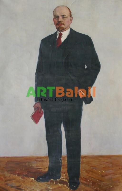 Artist : Авт. П-т Ленина 246-158 х.м. 70е 0,15.JPG