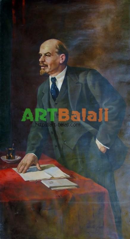 Artist : Авт. п-т Ленина 198-108 х.м. 70е (И) 0,2.JPG