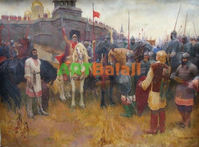 Artist : Аликберова Е.Д. На русь 180-252 х.м. 83г 5.JPG