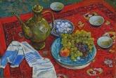 Волковинская З. Узбекский чай