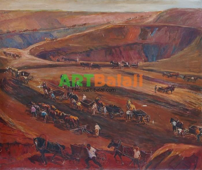 Artist : Грибок Д.К. Грабари 159-189 х.м. 70е 2,5.JPG