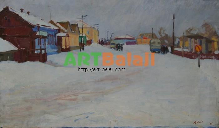 Artist : Козик В. Снег 60-100 х.м. 65г 0.6.JPG