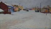 Козик В. Снег