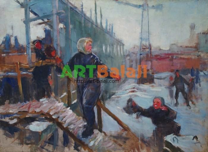 Artist : Кошель М 67-90 х.м. 70е 0,7.JPG