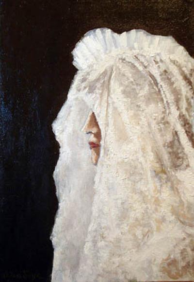 Artist Oleg Grabchuk: Fiancee of oblivion